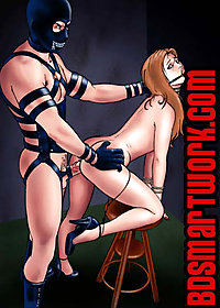 Hold yourself slave, you're gonna feel the full length now pic 3