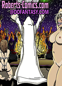 The flying saucer sex cult by Gary Roberts pic 2