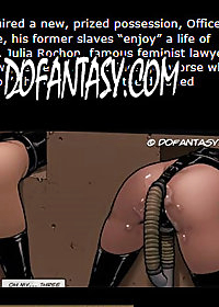 Prettiest of the slavegirls have a chance of keeping themselves favored and petted pic 5